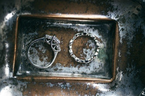 wedding rings in tray, wedding photographer reportage, natural wedding photographer dublin