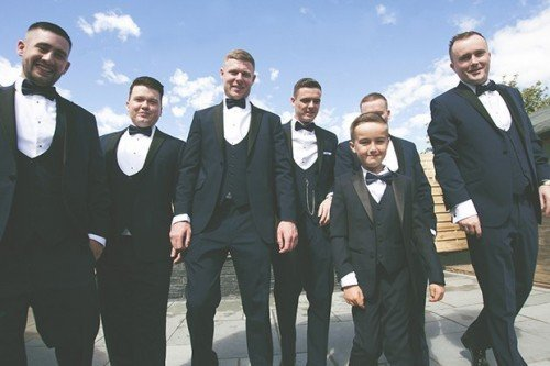 Wedding Suits - Aston Formal Wear