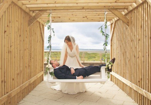 New Wedding Swing