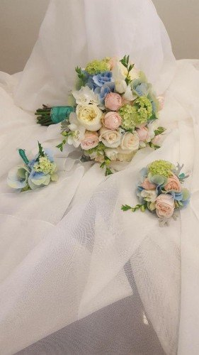 Weddings boquets - Elyflores
