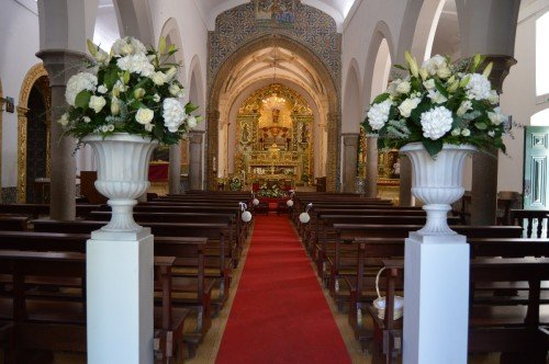 Weddings Church - Elyflores