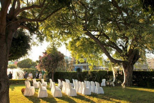 Weddings in Cyprus-Poseidonia Beach Hotel