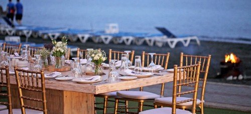 Weddings in Cyprus - Poseidonia Beach Hotel