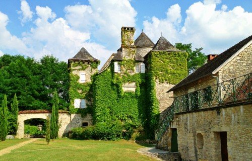 Weddings in France - Chateau Raysse