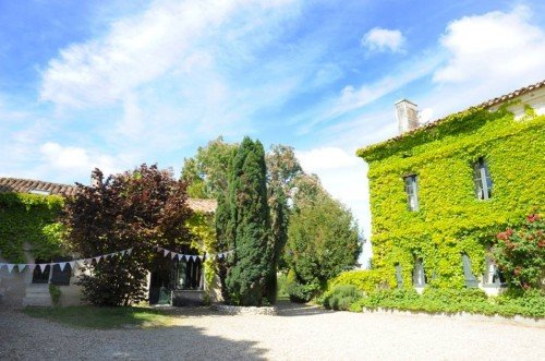 Weddings in France - Manoir de Longeveau