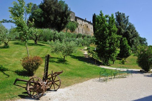 Weddings in Italy - Borgo di Tragliata