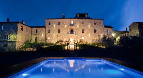 Weddings in Italy - Castello Di Montignano