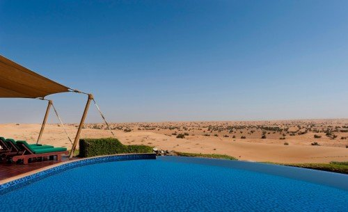 Weddings in UAE - Al Maha Desert Resort & Spa