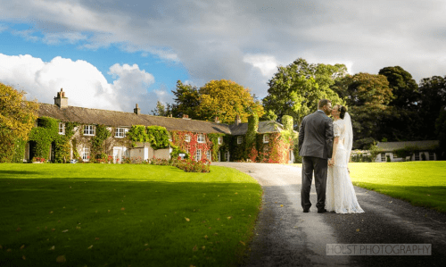 Whitney & Steve's Country House Wedding