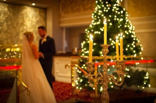 Winter Weddings at the Bridge House Hotel