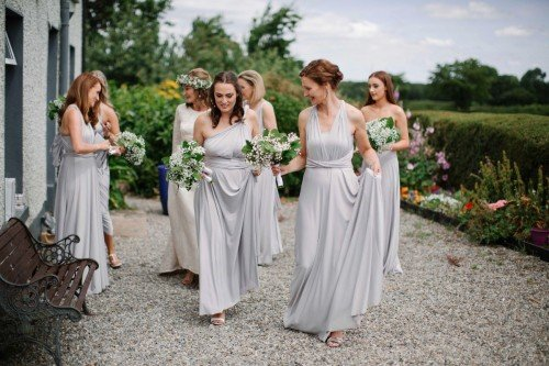carol dunne photography wedding photography couple bride and groom happy love bridesmaids maid of honour dresses flowers