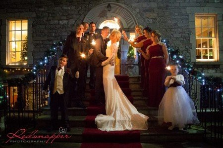 Winter Wedding of Aisling & Ruairi