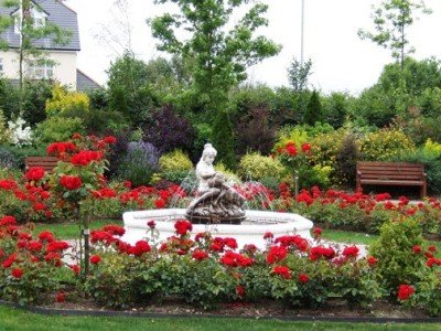 Hotel Wedding Venues | Great National  Abbey Court Hotel, Lodges & Trinity Leisure Spa Garden Water Feature
