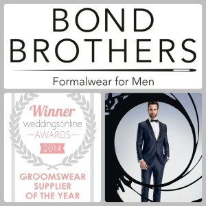 Suit Hire | Bond Brothers
