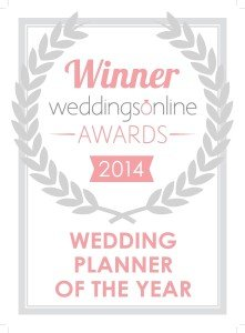 Wedding Planner of the Year 2014