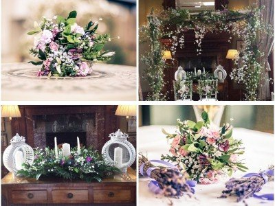 Bouquets & Ceremony Decor by All About Weddings