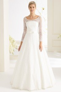 Bianco Evento Available at Alexanders Bridal