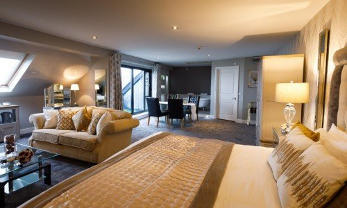 Our Newly Refurbished  Presidental Suite