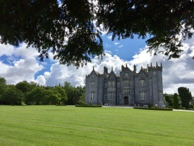 Castle Wedding Venues - Kinnitty Castle Hotel