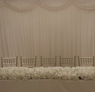 Ceremony Decor & Venue Styling by All About Weddings