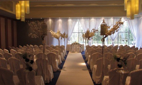 Ceremony Decor & Venue Styling by All About Weddings, Arklow, Co. Wicklow
