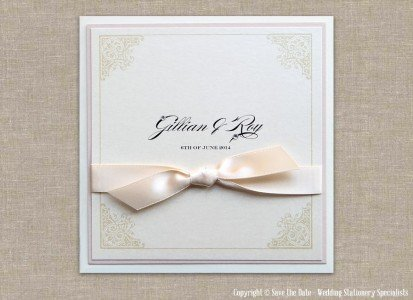 Wedding Invitations - Mass Booklets - Calligraphers - Table Plan Designs | Save the Date.ie - Your Wedding Stationery Specialists
