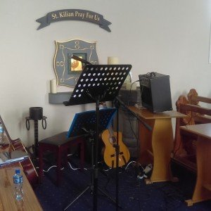 Church Wedding music at Virginia Cavan.