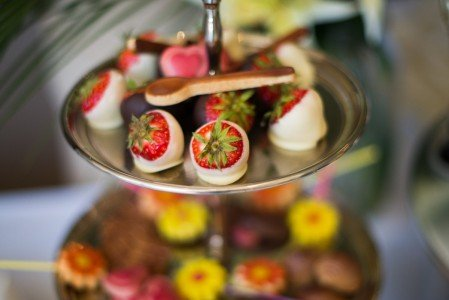 Wedding sweet canapes   private drinks reception   Amber Springs Hotel