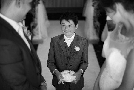 Wedding ceremony   Ring bearer   Page boy   Amber Springs Hotel