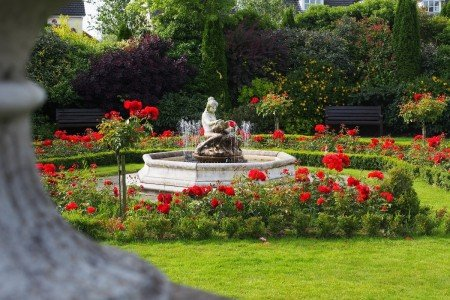 Water Feature / Hotel Wedding Venues | Great National  Abbey Court Hotel, Lodges & Trinity Leisure Spa