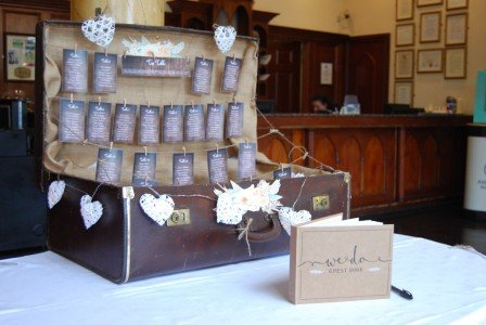 Table Plan/ Hotel Wedding Venues | Great National Abbey Court Hotel