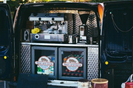 Favours - Bean and Gone - Mobile Coffee Bar