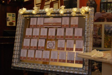 Table Plan Idea/ Hotel Wedding Venues | Great National Abbey Court Hotel