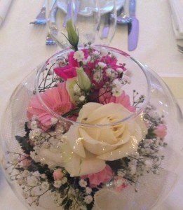 Floral Bowl / Hotel Wedding Venues | Great National  Abbey Court Hotel, Lodges & Trinity Leisure Spa Ballroom