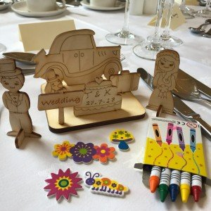 Flutter Wedding Car Kit