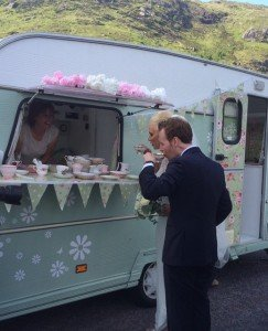 Hen Party & Stag Party - Vintage Vanp