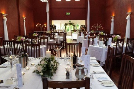 Hotel Wedding Venues - Barnabrow House & Restaurant