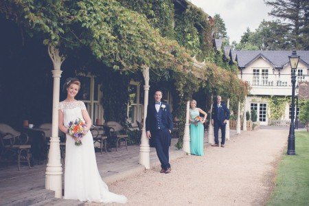 Hotel Wedding Venues - BrookLodge & Macreddin Village
