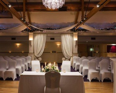 Hotel Wedding Venues - Springfield Hotel - Family Run Wedding Venue, Leixlip
