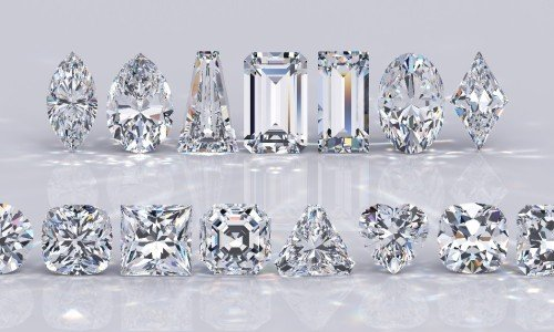 some of the most popular diamond cuts available today. How many do you recognise?