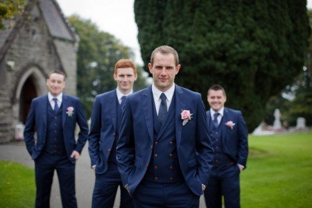 Mark & Aoife's Wedding