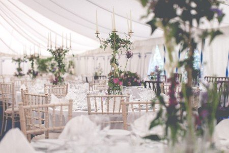 Martinstown House Marquee