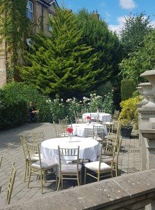 Outdoor Wedding Reception/ Hotel Wedding Venues | Great National Abbey Court Hotel