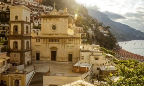Amalfi Coast - Church