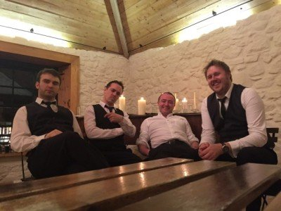 Pre-Dinner Music - Craddog - contemporary trad & Ceili/Pop/ rock'n'roll - Something for everyone!