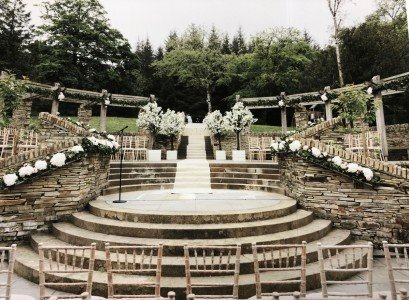Civil Ceremony - Rockery Garden