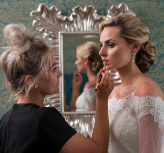 Bridal Make-up by Revive at Clanard Court