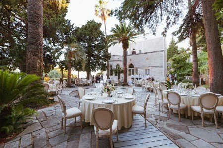 Dubrovnik Villa Wedding Reception
