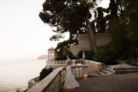 Dubrovnik Villa Wedding