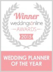 Wedding Planner of the Year 2015